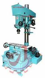 JI JMD40 Milling cum Drilling cum Tapping machine, Spindle Travel: 250mm, Drilling Capacity (Steel): 40
