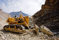 Heavy Bulldozer Rental Services