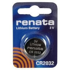 RENATA CR 2032 Batteries