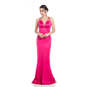 Ladies Plain Designer Cocktail Gown, Size: S & Xxl