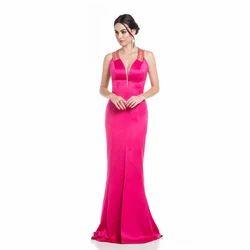 Ladies Designer Cocktail Gown