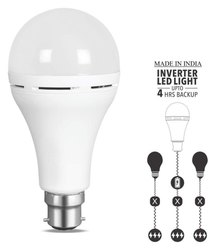 9W ACDC Rechargeable LED Bulb Raw Material