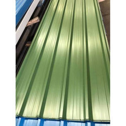 Steel / Stainless Steel PPGI Roofing Sheets
