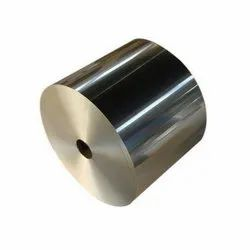 Plain Silver Dona Paper Roll, GSM: 80 - 120