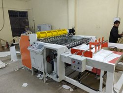 Paper reel to sheet Cutting Machine