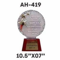 AH - 419 Acrylic Trophy
