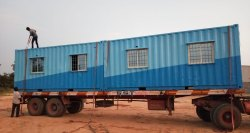Container Office Manufacturer from India