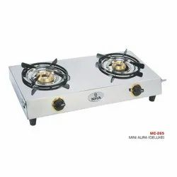 MC-265 Two Burner LPG Stoves