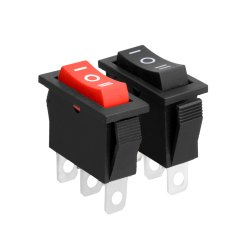 SPDT Center-Off Rocker switch