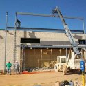 Concrete Frame Structures Commercial Projects Commercial Construction Service, Waterproofing System