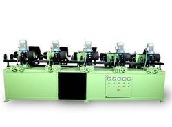 SS Square Tube Polishing Machine