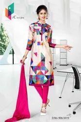 Uniform Salwar Kameez For Jewellery Showroom