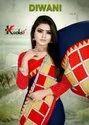 Kodas Diwani Vol-56 Heavy Rennial Printed Saree