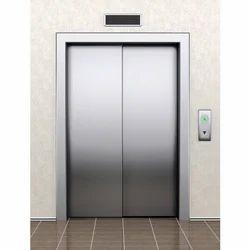Stainless Steel Lift Door, Usage: Lift