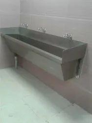 Ikon Ss Wall Mounted Basin Sink