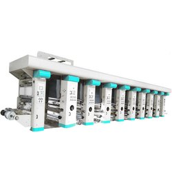 Fully Automatic Rotogravure Printing Line