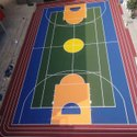 Multipurpose Acrylic Court