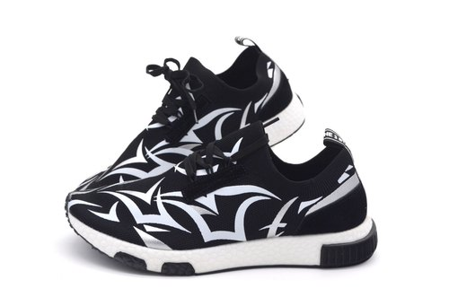 Fashion Printed Sports Shoes for Men