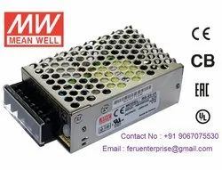 Meanwell 24VDC 1.1A Power Supply