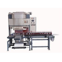 Soft Drink Bottle Shrink Wrapping Machine