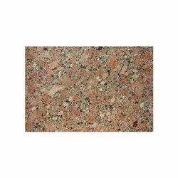 Granite Stone Tan Brown Granite Slab, for Flooring, Thickness: 5-10 Mm