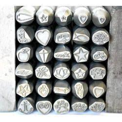 Symbol Metal Stamp