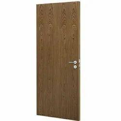 Wood Hinged Wooden Fire Resistance Door