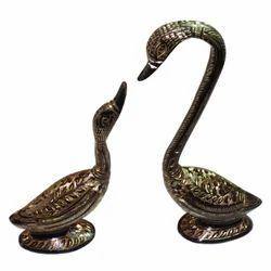 Brass Duck Set