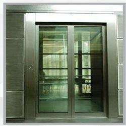 Sai Chand Stainless Steel Automatic Elevator Doors