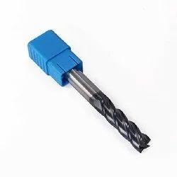 EXPERT Square End solid Carbide End Mill, Shank Diameter: Parrrell, Number Of Flutes: 4 Flutes