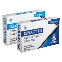 Cephalexin Dispersible Tablets 125mg/250mg