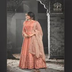 Latest Fashion Party Wear Anarkali Suit