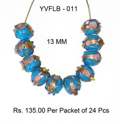 Lampwork Fancy Glass Beads - YVFLB-011