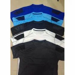 Half Sleeves Round Neck Sports T-Shirts