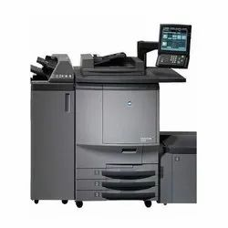 Bizhub Press C6000 Konica Minolta Multifunctional Printer and Photocopy Machine