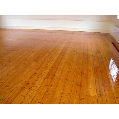 Wooden Softwood Flooring Rs 50 Square Feet Dzin Zone Id