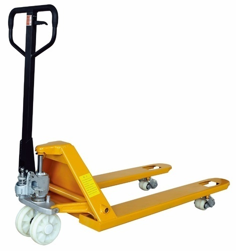 Stainless Steel Hydraulic Trolley