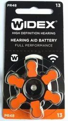 Widex 13 Hearing Aid Battery