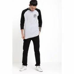 Haul Apparel Fashionable Baseball T Shirt