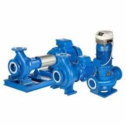 Electric Water Pumping Sets