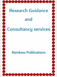 Research Guidance And Consultancy Services
