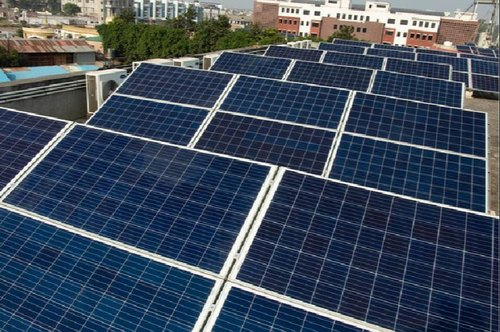 Residential Rooftops Solar Panel