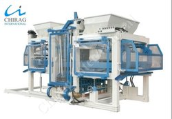Chirag Multi Material Block Machines