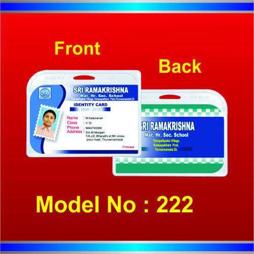 Pvc corporate identity card holder rs 8 piece jayams id solution pvc corporate identity card holder publicscrutiny Choice Image