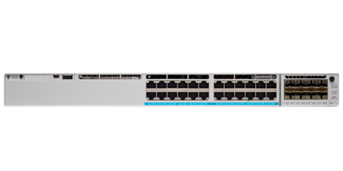CISCO SWITCH - C9300-24P-E CISCO Wholesale Trader from New Delhi