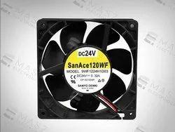SanAce Cooling Fan 9WF1224H1D03 24V 0.32A