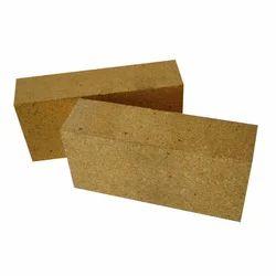 Rectangular High Alumina Brick, Size (Inches): 9x4.5x3
