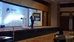 Dr. Amit Maheshwari at Busy Accounting Corporate Training Event