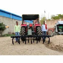 Kishan shakti 9 Tynes Agriculture cultivator, Model Type: 2019