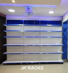 Wall Channel Rack